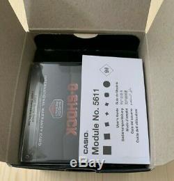 New Casio CasiOak G-Shock GA-2100 GA-2100-1A Black/Gray/White USA SELLER