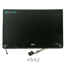 New Dell XPS 13 9350 9360 13.3 QHD+ LCD Touch Digitizer Screen Assembly WT5X0 UK