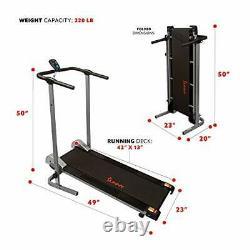 New Home walking fitness machine Treadmill Compact Folding Portability