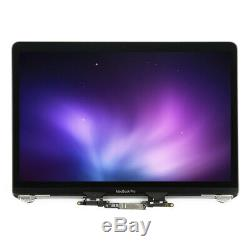 New LCD Display Screen Assembly For MacBook Pro 13 A1706 A1708 2016 2017 Gray