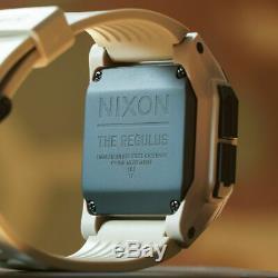 Nixon Regulus All Sand 46mm Spec ops Men's Watch