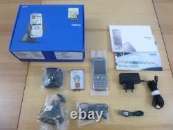 Nokia E Series E52 Gray (Unlocked) Smartphone Made in Finland