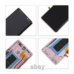 OEM OLED For Samsung Galaxy Note 8 N950 Display LCD Touch Screen Digitizer+Frame