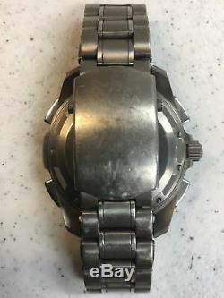 OMEGA Speedmaster Professional Missions X-33 Gen 1 Multi-function Titanium Watch