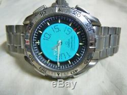 Omega Speedmaster Pro X33 3290.50 Gen 1 Titanium Analog/digital Watch