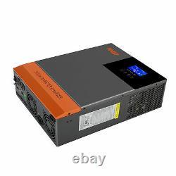 PowMr 5000W Solar Inverter In 80A MPPT Controller Suit For Lithium BATT PV500V