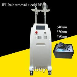 Professional Laser IPL RF Hair Removal Machine Face Body Skin Rejuvenation
