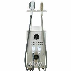 SHR OPT Elight IPL Permanent Hair Removal Machine ND YAG Laser Tattoo Removal