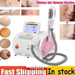SHR OPT IPL Permanent Hair Removal Painless RF Skin Rejuvenation Machine Beauty