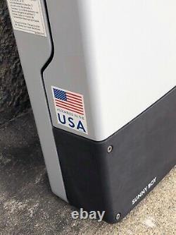 SMA Sunny Boy SB3800TL-US-22 Solar Inverter with DC Disconnect