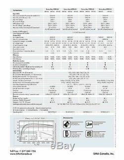 SMA Sunny Boy SB5000US Solar Inverter