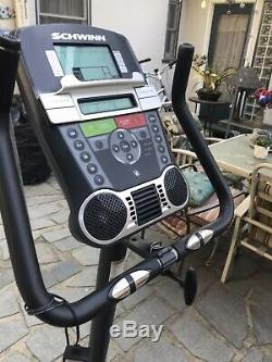 Schwinn Fitness 130 Stationary Cardio Home Workout Trainer Exercise Bike (Used)