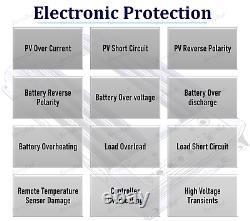Solar Charge MPPT Controller EPEVER 40A Tracer 4215BN 12V/24V
