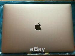 Space GRAY MacBook Pro 15 2018 A1990 Retina Display LCD Screen Assembly