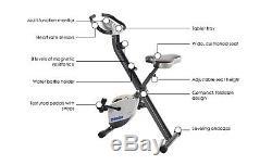 Stamina Cardio Exercise X Bike Foldable 15-0181B