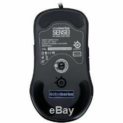 SteelSeries Sensei Laser Mouse Gray