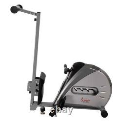 Sunny Health and Fitness Elastic Cord Rowing Machine Rower (SF-RW5606)