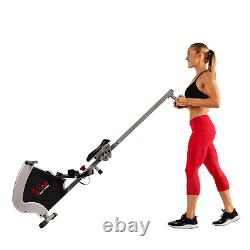 Sunny Health and Fitness SPM Magnetic Rowing Machine withTablet Holder (SF-RW5801)