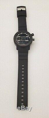Suunto Men's Digital Watch Elementum Aqua Rubber Digital-Quartz SS014528000