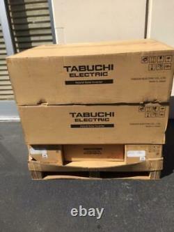 TABUCHI 5.5kw Hybrid Inverter output 110v&220v All in One Solar System (No Bat)
