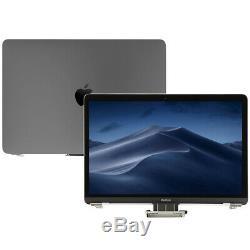 US Apple MacBook Retina 12 A1534 2015 LCD Screen Display Assembly Gray