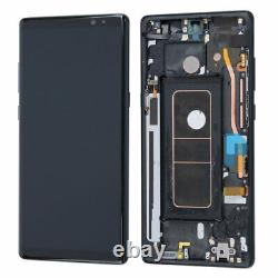 US For Samsung Galaxy Note 8 OLED Display LCD Touch Screen Digitizer Replacement