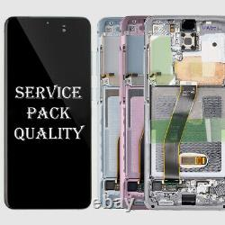 US For Samsung Galaxy S20 Plus Ultra OLED Display LCD Touch Screen Digitizer