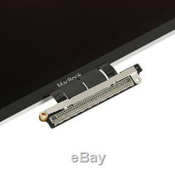 US OEM LCD Screen Display Assembly For 12 Macbook Retina A1534 2015 Gray