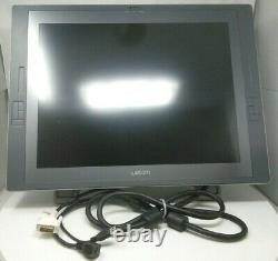 Wacom Cintiq 21UX DTZ-2100 21 Pen Display Touchscreen LCD Monitor DTZ-2100C/GNR