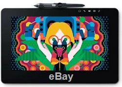 Wacom Cintiq Pro 13 Creative Pen Display HD, LCD, with Link Plus Dark Gray