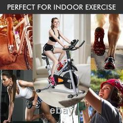 YOSUDA Indoor Exercise Bike Stationary Cycling Bicycle Cardio Fitness Workout